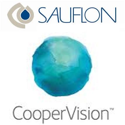 CooperVision acquisition of Sauflon 1