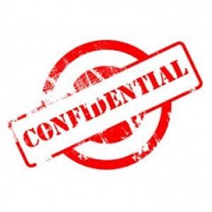 Confidential Procurement Project 1