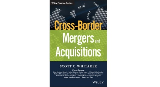 Global PMI Partners Launches New Book, Cross-Border Mergers and Acquisitions