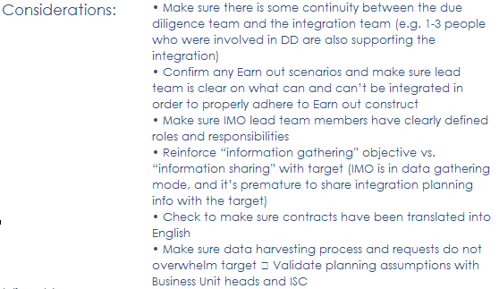 Building Effective Playbook Solutions to Support M&A Activities 2
