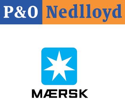 P&O Nedlloyd & Maersk 1