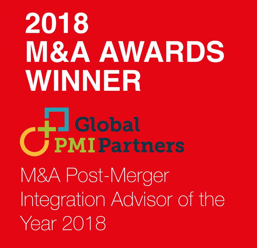 GPMIP Wins 2018 M&A Award 1
