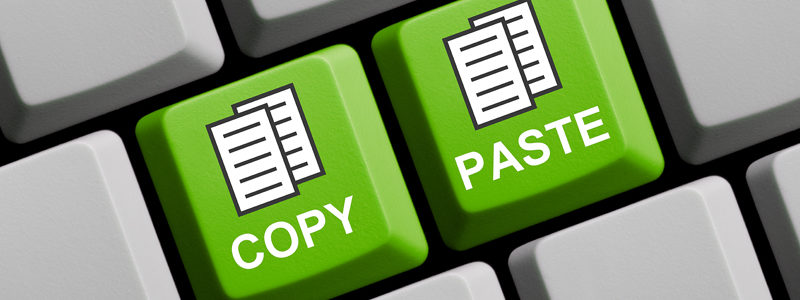 copy paste in post merger integration acquisition